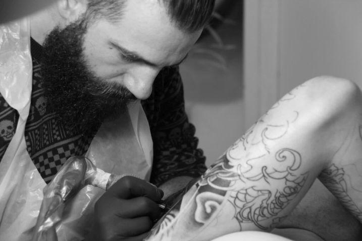 Tatuaje Realista Nou Barris Rise Tattoo Barcelona